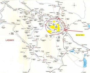 carte détail