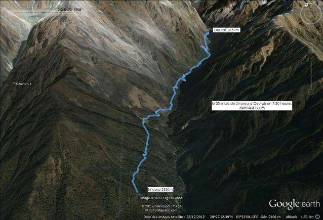 DSCF10023A  treks des Annapurna 3003
