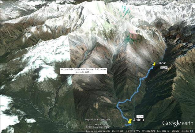DSCF10200 treks des Annapurna 0204